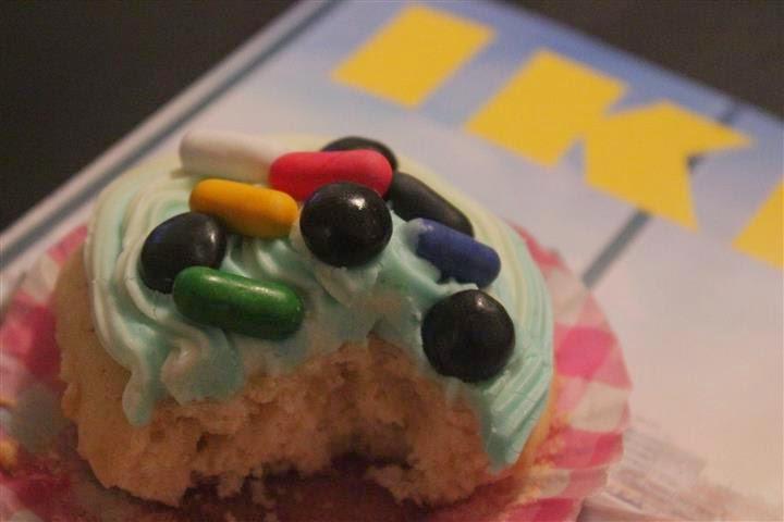 ikea cupcake