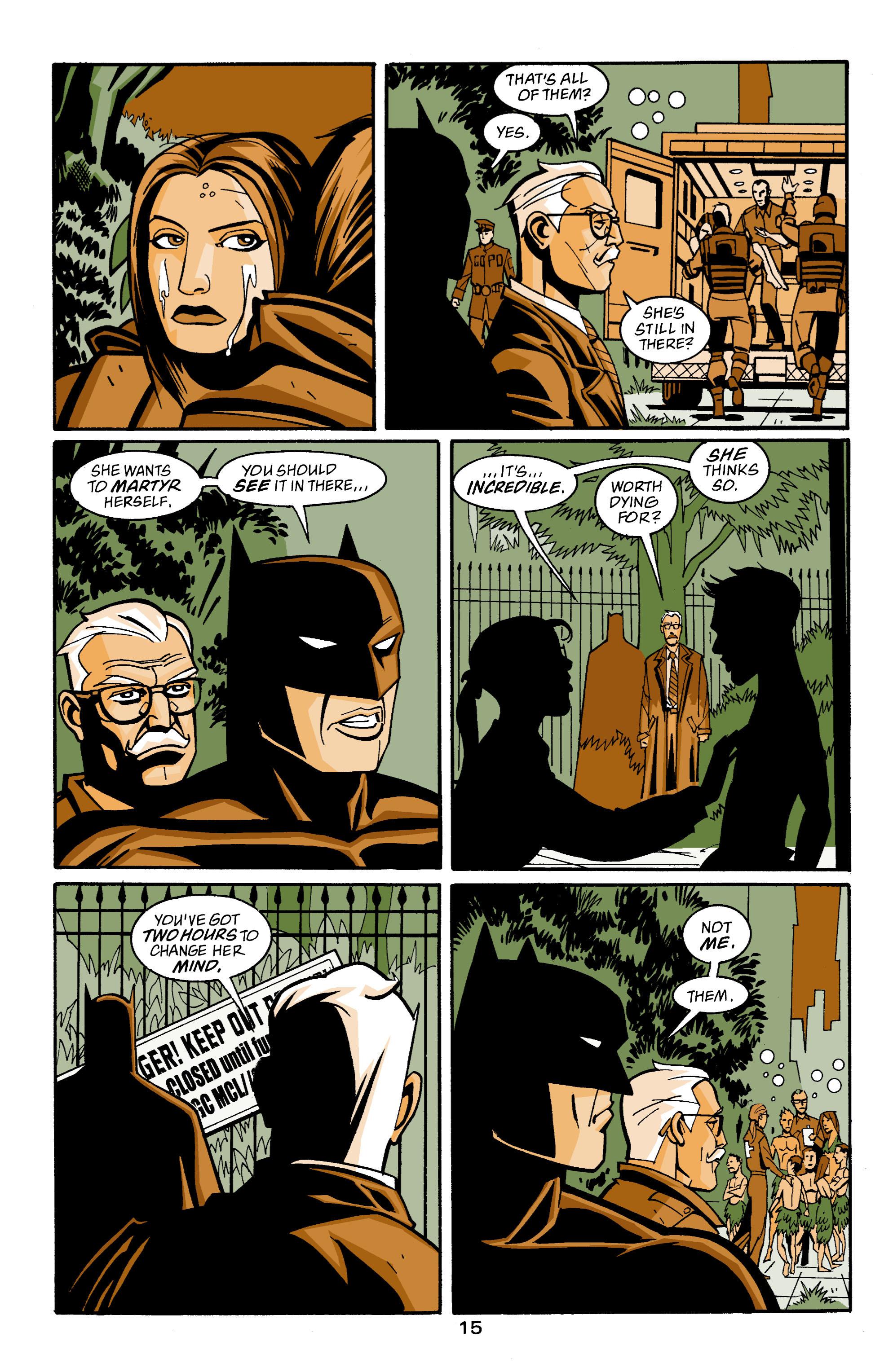 Detective Comics (1937) 752 Page 14