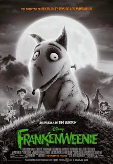 Sitges 2012 - Crítica de Frankenweenie