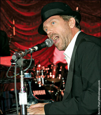 hugh laurie music