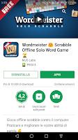 "Consulta ""Wordmeister 😍 Scrabble Offline Solo Word Game 🏆"" https://play.google.com/store/apps/details?id=com.marketjs.wordmeistergplay"