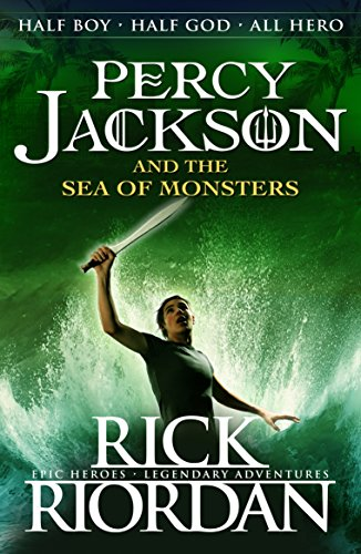 Book Review Percy Jackson And The Sea Of Monsters By Rick Riordan