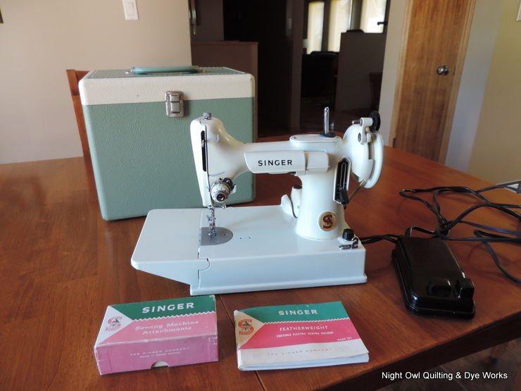 This machine was made in 1964 in Scotland. It arrived with all the parts  described in the owner s manual. 6820ac8554cb