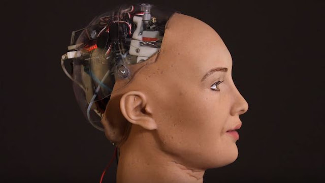 Robot Shopia Ingin Menghancurkan Umat Manusia