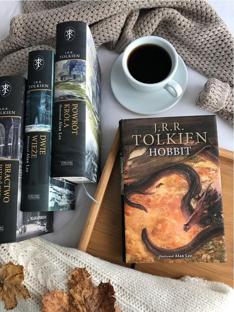 J.R.R. Tolkien, Hobbit [wydanie ilustrowane]