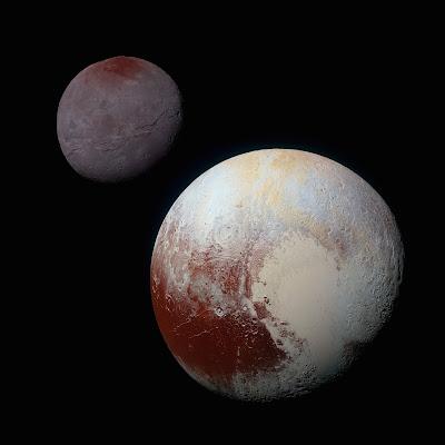 Charon ve Plüton, Plüton neden gezegenlikten çıkarıldı?, Cüce Gezegen, Charon, Plüton, Pluto