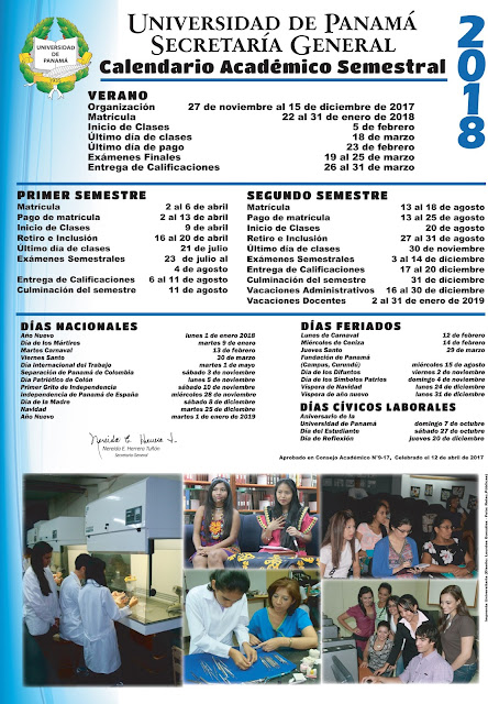 Calendario Universidad De Panama 2018.Filosofia Universidad De Panama