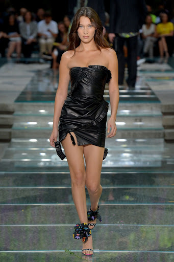 Bella Hadid Versace Show S/S 2019 Fashion Show