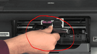How to solve Canon Printer Carriage Jam Issue