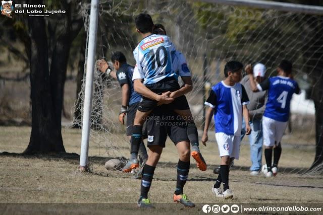 Fotos | Divisiones Inferiores vs San Pablo | Liga Jujeña