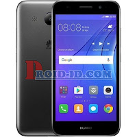 Cara Flash Huawei Y3 2017 CRO-U00