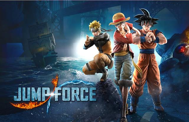 تحميل لعبة Jump Force Ultimate