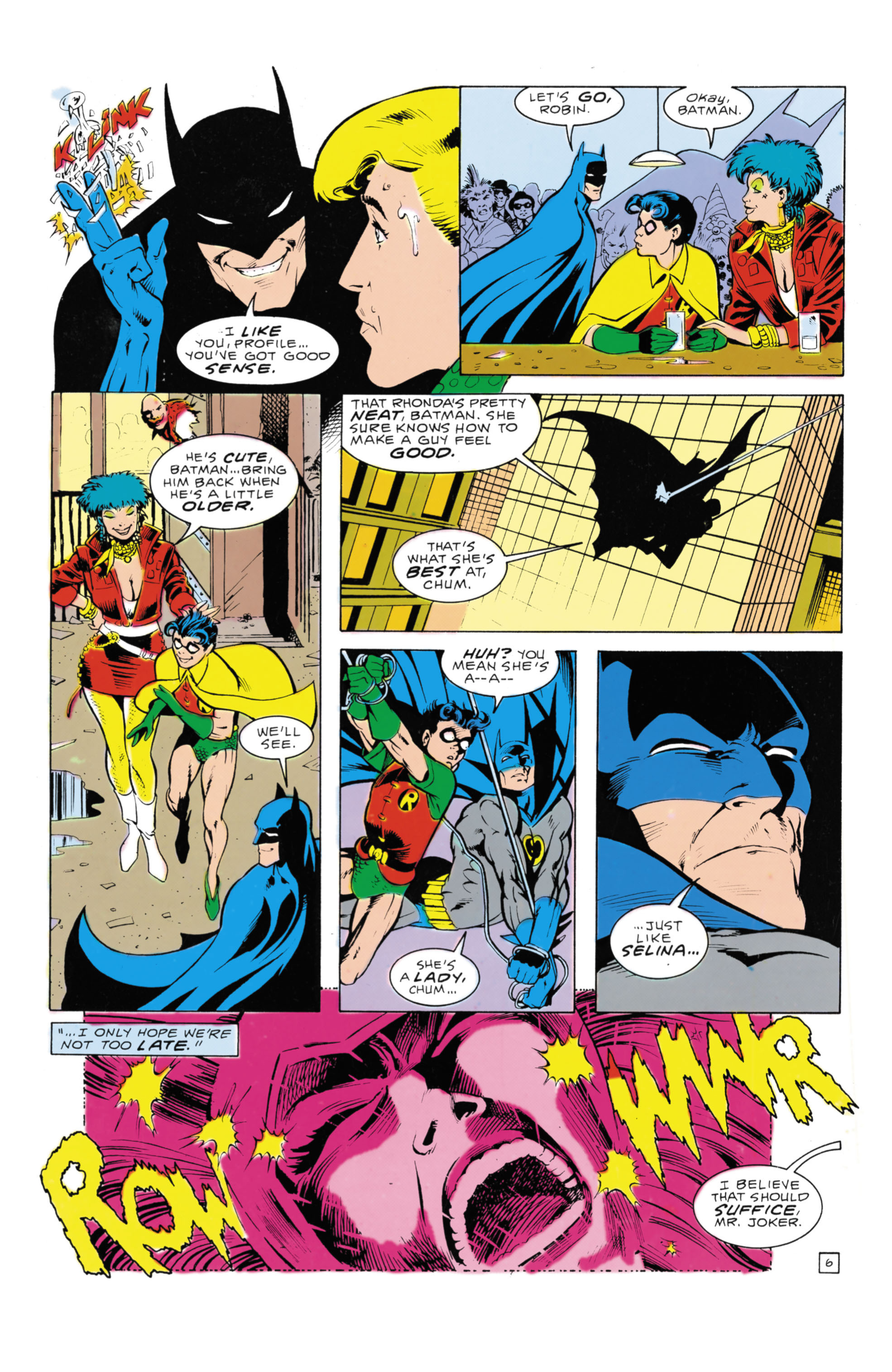 Detective Comics (1937) 570 Page 6