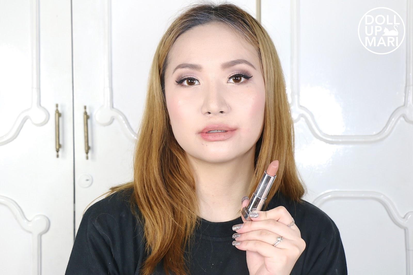 Maybelline Color Sensational Creamy Matte Lipstick in 650