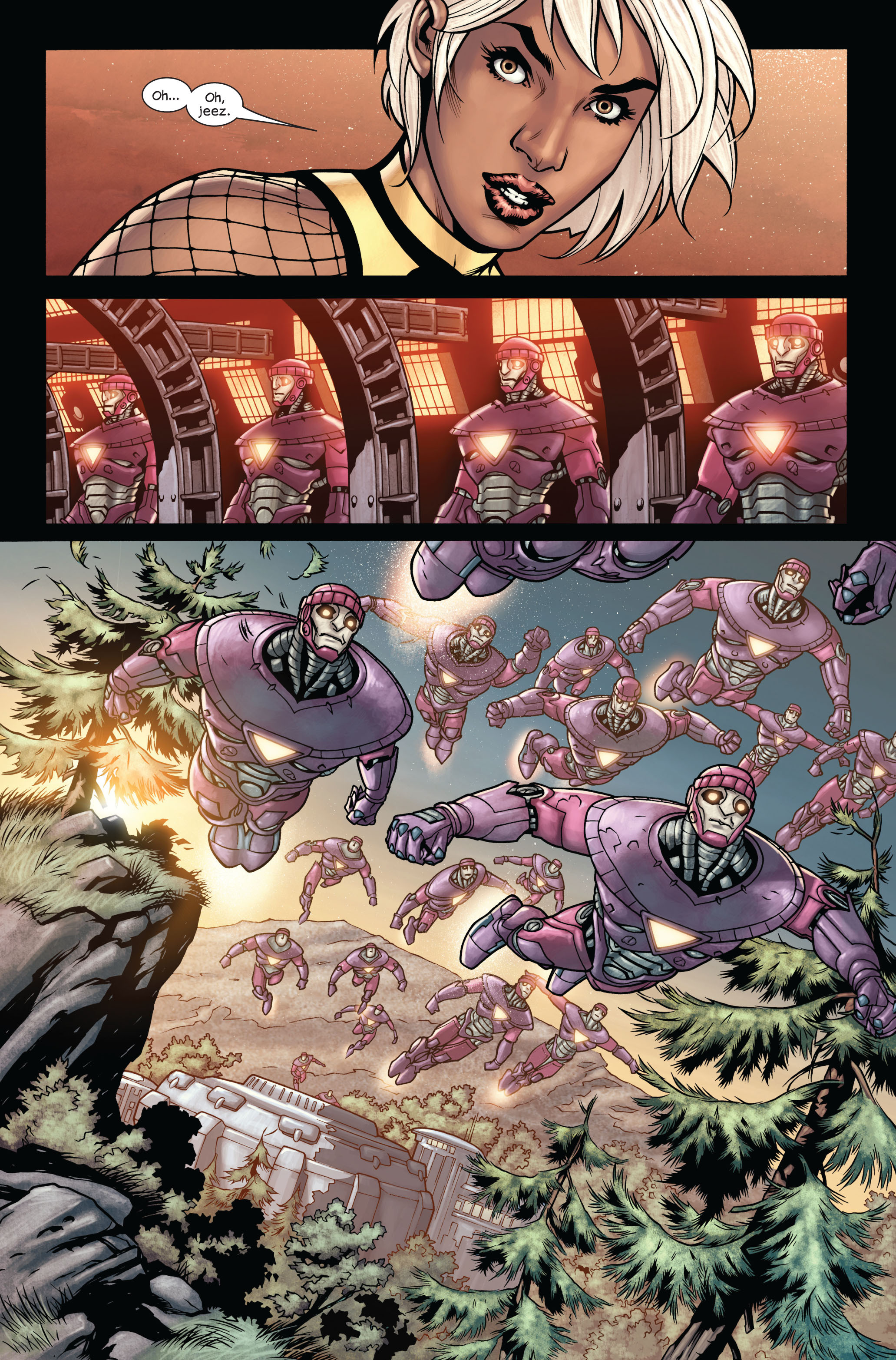 Read online Ultimate X-Men comic -  Issue #87 - 12