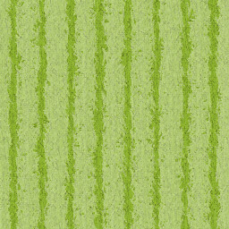 free green background pattern with warped vertical stripes
