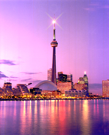 Cn Tower In Toronto Canada Trawel India Mails