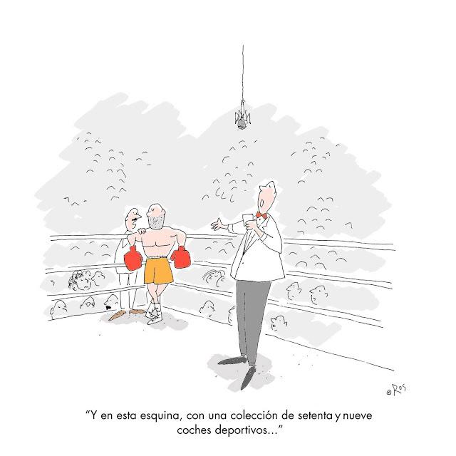 Humor en cápsulas. Para hoy viernes, 4 de noviembre de 2016