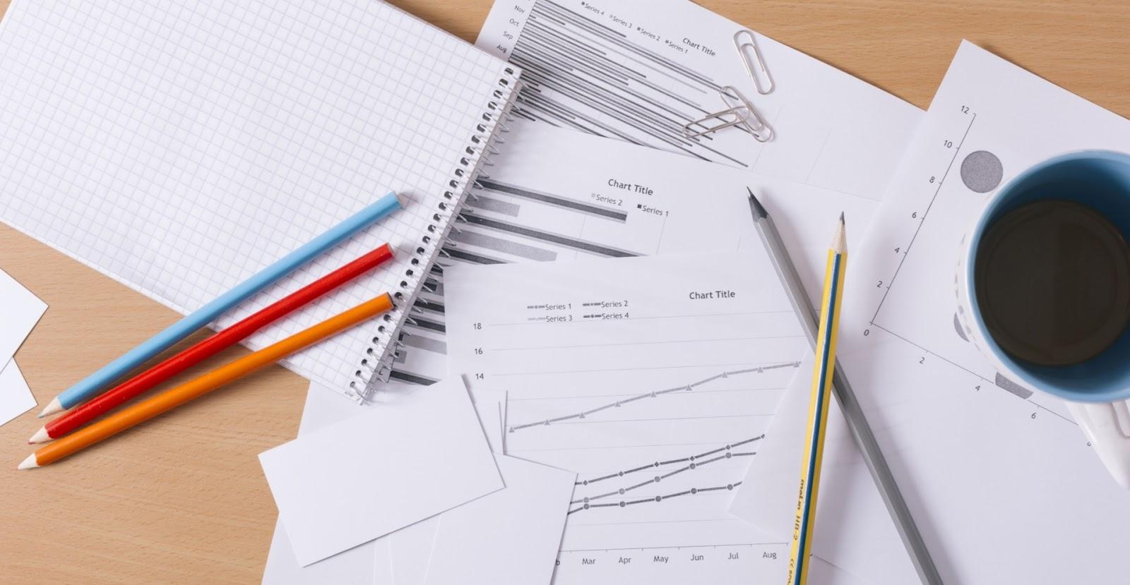 紙上生產力:免費列印 12 種高效率做計畫的筆記範本