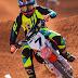 Rafa Becker mais perto da liderança no Campeonato Catarinense de Motocross