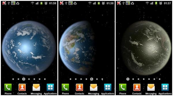 Free Live Wallpaper Keren Banget Untuk Android