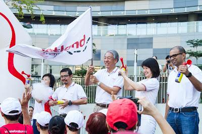 Punggol town square - event consultant singapore
