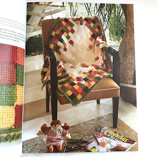 Little Poppies - Great Tunisian Crochet Projects - Book Review on CGOANow.com