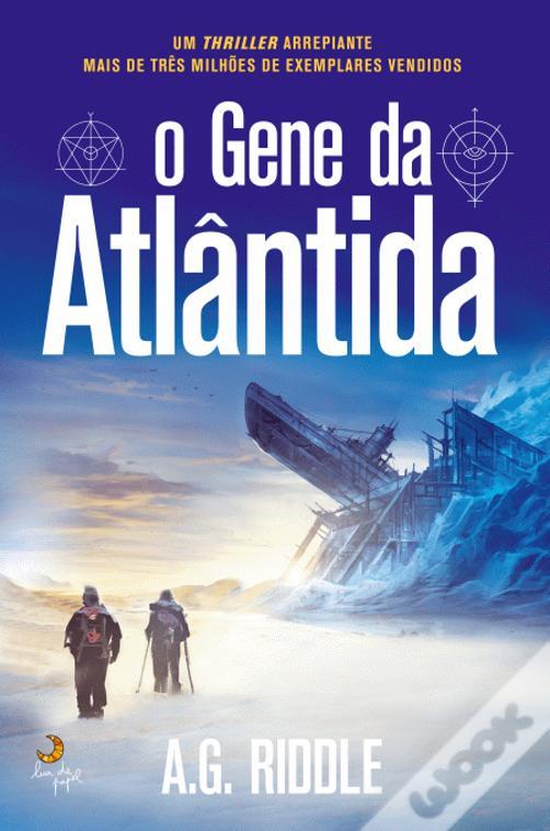 O gene da Atlântida
