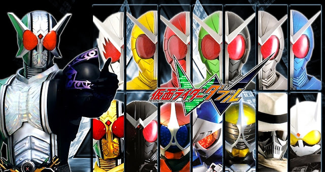 Download Tokusatsu Kamen Rider W Batch Subtitle Indonesia
