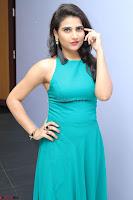 Priya Singh in a sleeveless Green Gown at Manasainodu music launch 011.08.2017 ~ Exclusive Celebrity Galleries 029.JPG