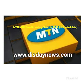 MTN Free Browsing Cheat In 2019 {Unlimited data}