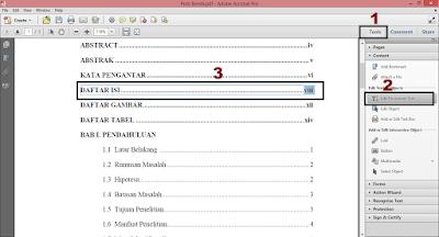 Cara Mudah Edit File PDF