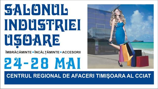 Tendintele modei in sezonul de vara vin la Salonul Industriei Usoare de la Timisoara