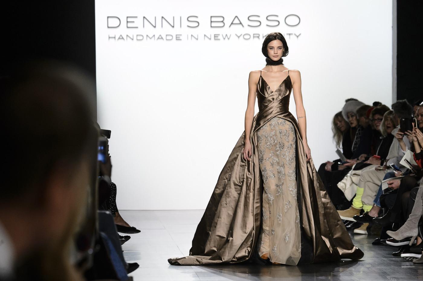 NYFW: DENNIS BASSO FALL 2017