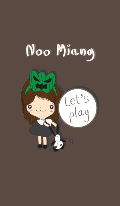 Noo Miang and Panda