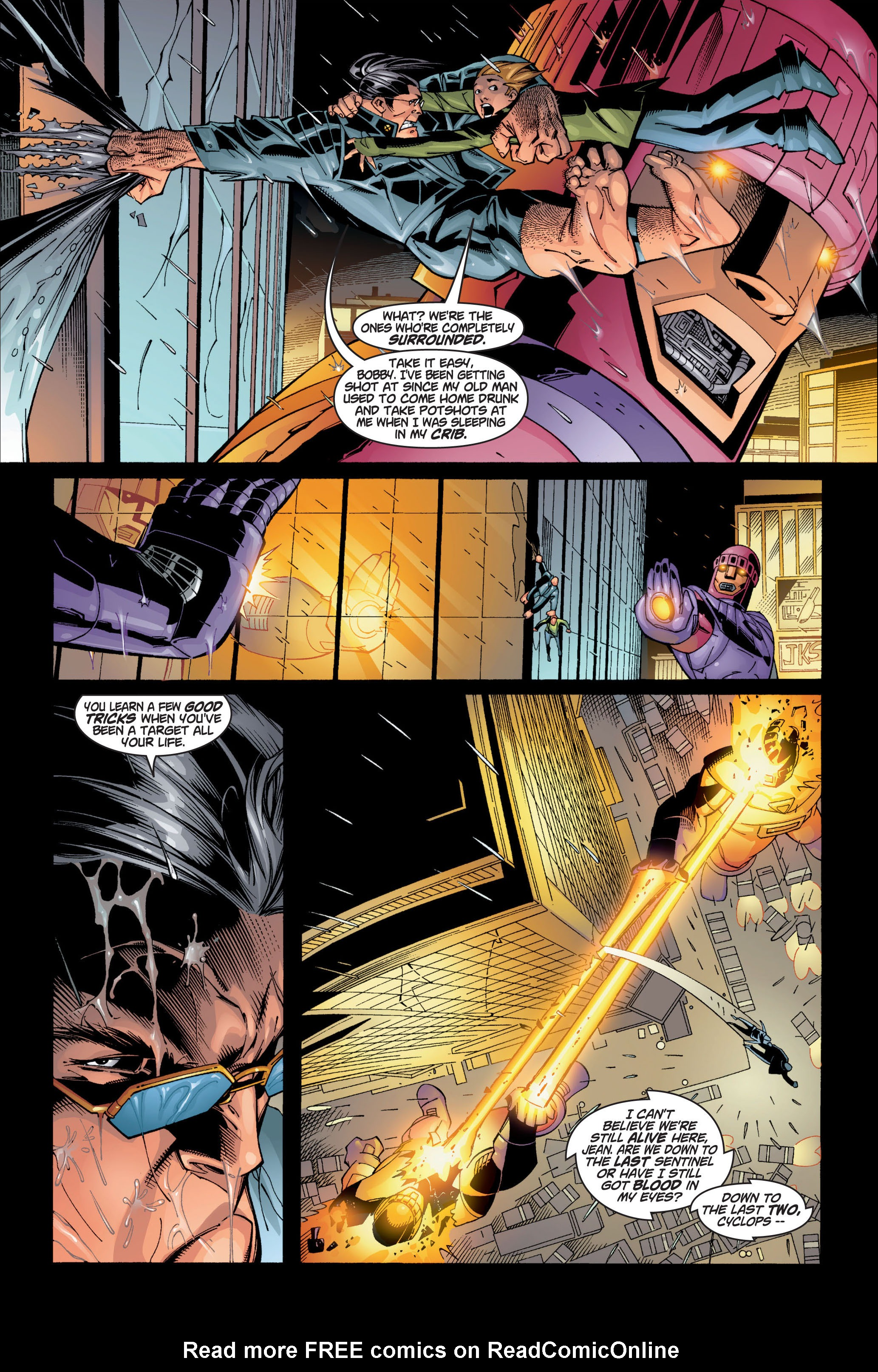 Read online Ultimate X-Men comic -  Issue #1 - 27