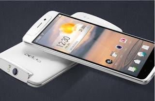 Harga dan spesifikasi Oppo N1