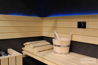 design trawler 3m urban oasis sauna hammam by jacuzzi. Black Bedroom Furniture Sets. Home Design Ideas