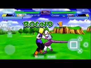 Dragon Ball Z Shin Budokai Another Road PPSSPP Cso Highly Compressed