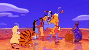 Hình ảnh Aladdin Và Cây Đèn Thần