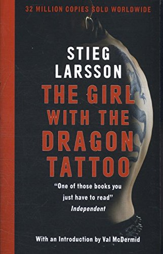 the girl with the dragon tattoo stieg larsson book review