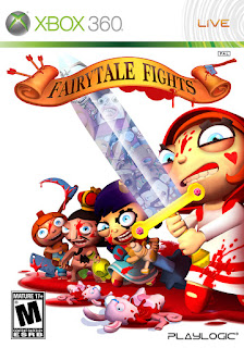 Fairytale Fights (XBOX 360) 2009