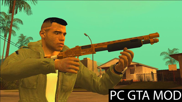 Free Download DLC LOWRIDERS WEAPONS PACK  Mod for GTA San Andreas.