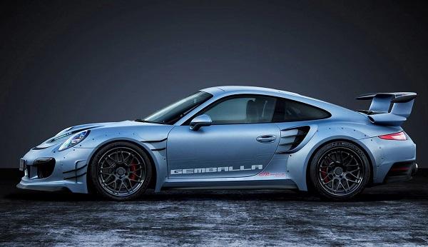 Gemballa Porsche 911 GTR 8XX EVO-R Biturbo (991)