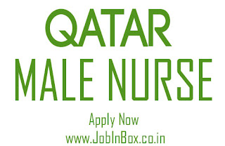 Male Nurse Job in Qatar Challenger Trading Contracting Company