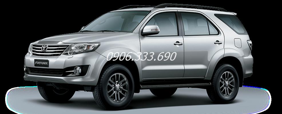 Toyota Fortuner 2015 mau bac