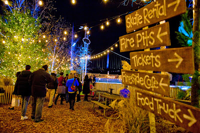 Blue Cross RiverRink Winterfest in Philadelphia