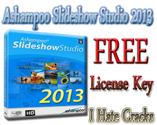 Ashampoo Slideshow Studio 2013 Free Download With Legal License