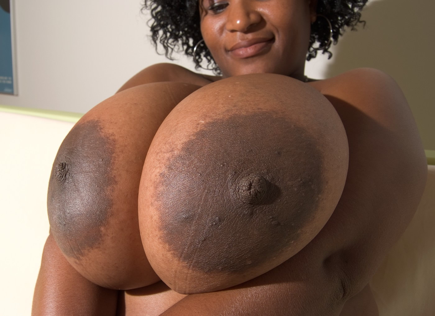 Free huge black nipples — pic 6