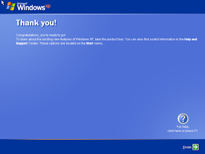 cara instal windows 7 menjadi windows xp